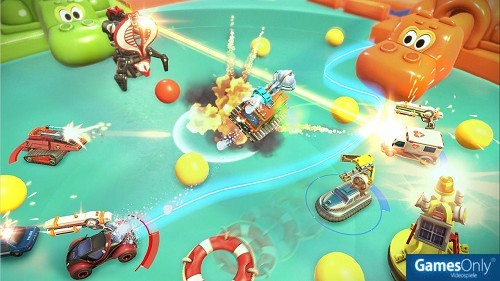 Micro Machines World Series Xbox One PEGI bestellen