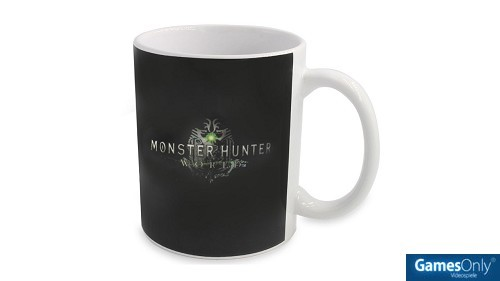 Monster Hunter Logo Heat Reactive Tasse Merchandise