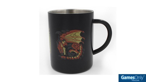 Monster Hunter Monsters Tasse Merchandise