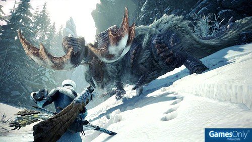 Monster Hunter World: Iceborne PS4 PEGI bestellen
