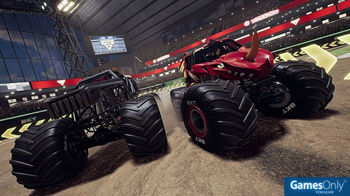 Monster Jam Steel Titans 2 Nintendo Switch PEGI bestellen