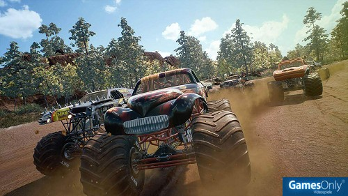 Monster Jam Steel Titans PC PEGI bestellen