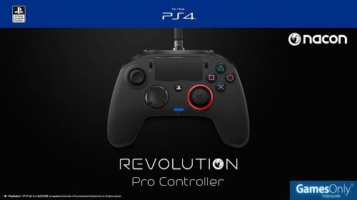Nacon PS4 Revolution Pro Controller PS4