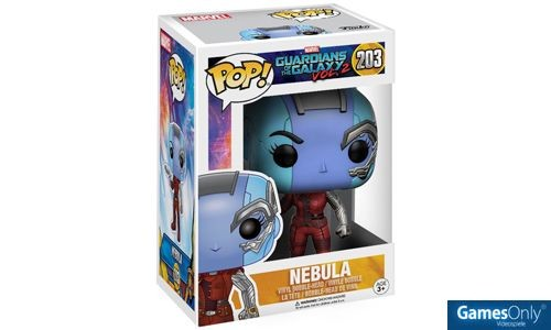 Nebula Guardians of the Galaxy 2 POP! Vinyl Figur Merchandise