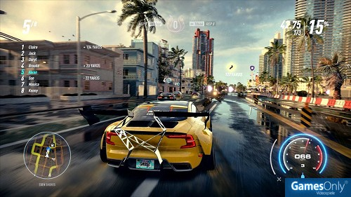 Need for Speed Heat Xbox One PEGI bestellen