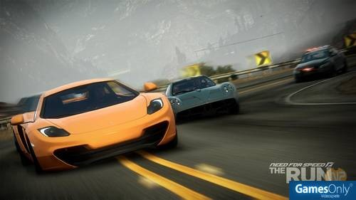 Need for Speed: The Run PS3 PEGI bestellen
