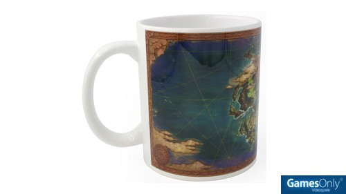 Ni No Kuni II World Map Tasse Merchandise