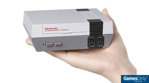 Nintendo Classic Mini: Nintendo Entertainment System Gaming Zubehör