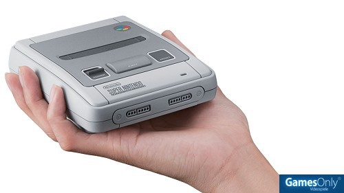Nintendo Classic Mini: Super Nintendo Entertainment System Nintendo