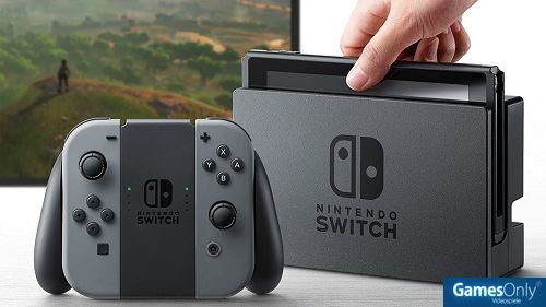 Nintendo Switch Konsole Nintendo Switch