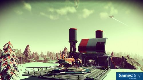 No Mans Sky PS4