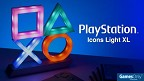 Playstation Logo Icons (Leuchte) Merchandise