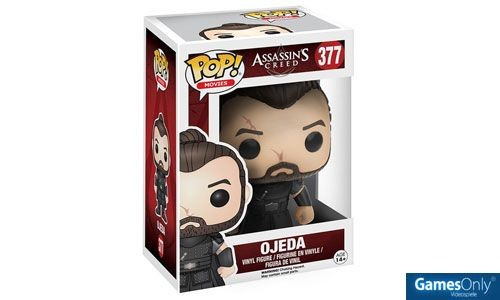 Ojeda Assassins Creed POP! Vinyl Figur Merchandise