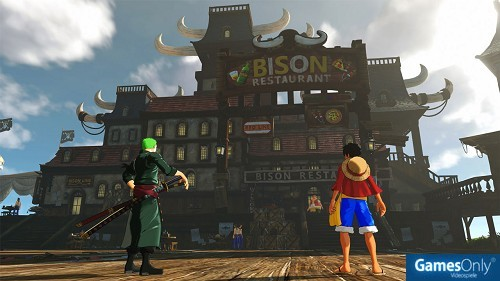 One Piece: World Seeker PS4 PEGI bestellen