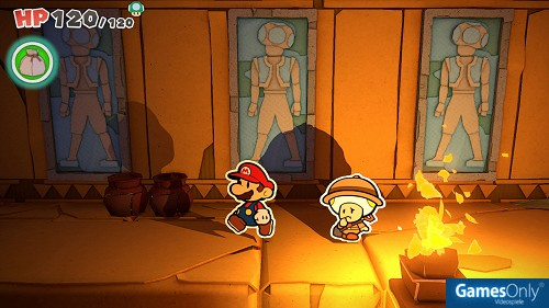 Paper Mario: The Origami King Nintendo Switch PEGI bestellen