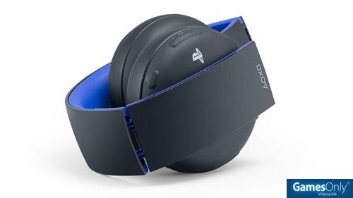 PlayStation 4 (PS4) Wireless Stereo Headset 2.0 PS4