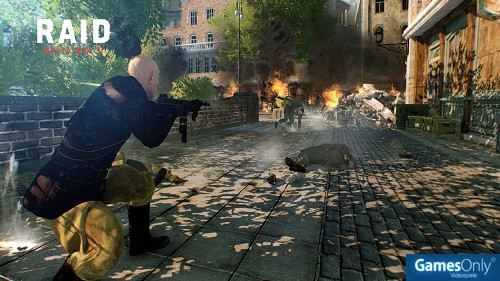 RAID: World War II Xbox One PEGI bestellen