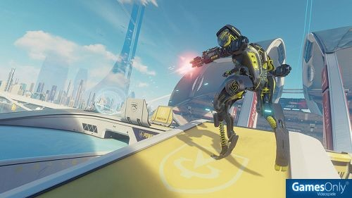 RIGS: Mechanized Combat League VR PS4