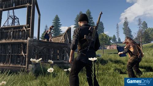 PS4 - RUST [Day 1 Edition] PEGI bestellen