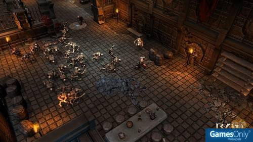 RAW Realms of Ancient War PC Download