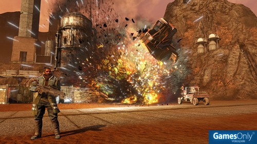 Red Faction Guerrilla Re-Mars-tered Xbox One PEGI bestellen