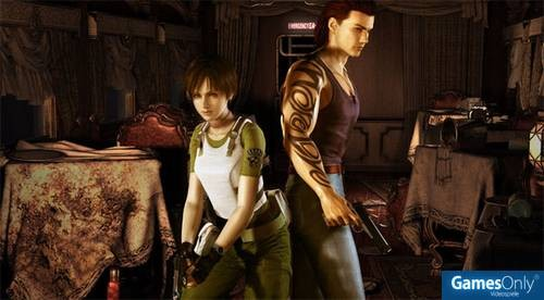 Resident Evil Zero (Archives) [UK uncut Edition] Wii