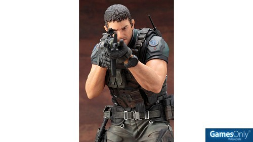 Resident Evil Chris Redfield Figur Merchandise
