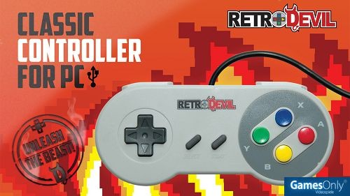 Retro SNES Controller USB PC