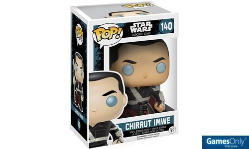 Rogue One Chirrut Imwe Star Wars POP! Vinyl Figur Merchandise