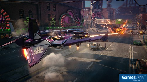 Saints Row 3: The Third PS4 PEGI bestellen