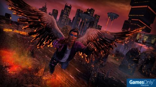 Saints Row 4 Re-elected PS4