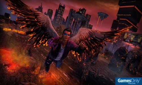 Saints Row Gat Out of Hell PC Download