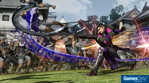 Samurai Warriors 4-II PS4