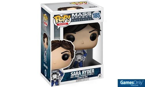 Sara Ryder Mass Effect POP! Vinyl Figur Merchandise