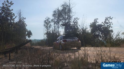 Sebastien Loeb Rally Evo PS4