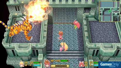 Secret of Mana PS4 PEGI bestellen