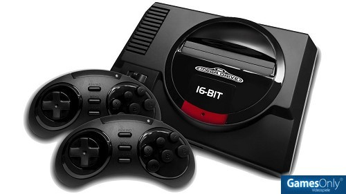 Sega MegaDrive Mini HD Mortal Kombat Edition Gaming Zubehör