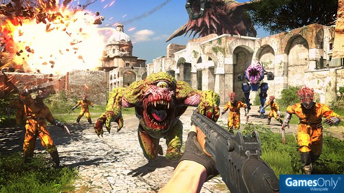 Serious Sam 4: Planet Badass PC PEGI bestellen