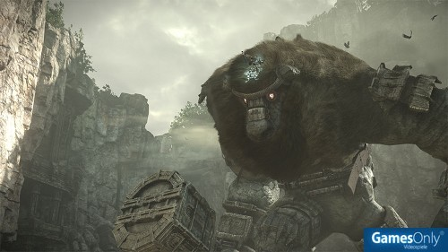 Shadow of the Colossus PS4 PEGI bestellen