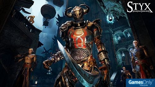 Styx - Shards of Darkness Xbox One PEGI bestellen