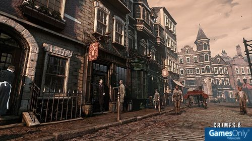 Sherlock Holmes: Crimes Punishments PC Download