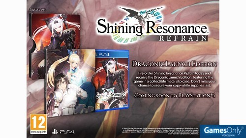 Shining Resonance Refrain PS4 PEGI bestellen