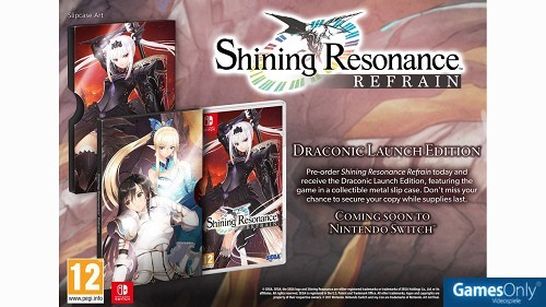 Shining Resonance Refrain Nintendo Switch PEGI bestellen