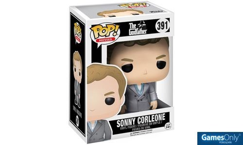 Sonny Corleone The Godfather POP! Vinyl Figur Merchandise