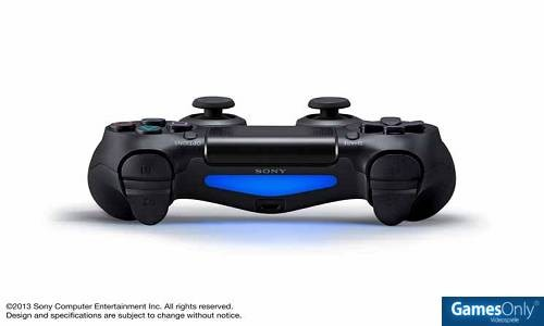 Sony wireless DualShock 4 Controller schwarz PS4