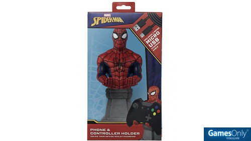 Spiderman Cable Guy Merchandise