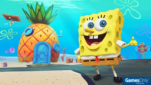 Spongebob SquarePants: Battle for Bikini Bottom - Rehydrated Xbox One PEGI bestellen
