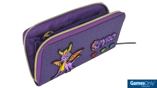 Spyro Patch Geldbörse Merchandise