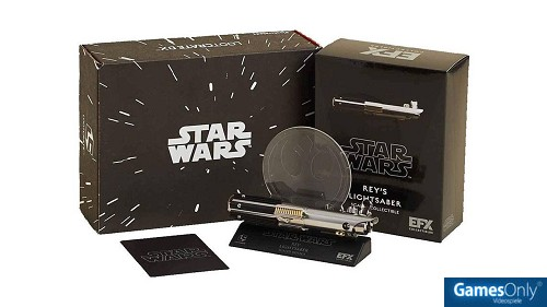Star Wars Replik Reys Lichtschwert LC Exclusive Merchandise