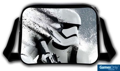 Star Wars VII Trooper Tasche Merchandise